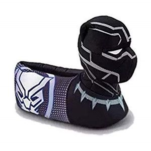 Black Panther Kids Slippers